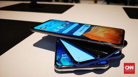 5 Ponsel Pilihan di Harga Rp3 Jutaan