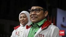 Cak Imin Setuju Koalisi Jokowi Tak Tambah Partai Baru