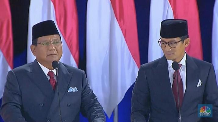 Calon Presiden Nomor Urut 02 Prabowo Subianto menyayangkan jatuhnya rasio pajak terhadap PDB atau tax ratio yang saat ini hanya 10,6%.