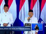 Ini Penjelasan Cawapres Ma'ruf Amin Soal Dewi dan Dedi