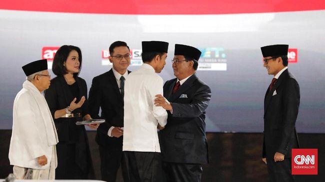 Prabowo Tuduh Jokowi 'Hancurkan' Petani dengan Impor