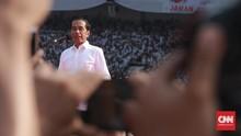 Jokowi Sapa Musikus dan Warga di Ajang 'Musik untuk Republik'
