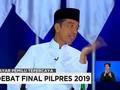 VIDEO: Jokowi Nilai Ekonomi Makro Tak Bisa Cuma dari Keluhan