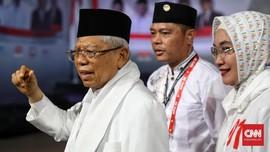 Bisa Persatukan NU, Ma'ruf Amin Dinilai Bawa Hoki