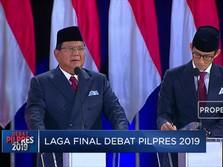 Prabowo: Indonesia Tidak Produksi Apa-Apa