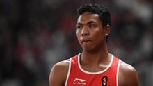 Lalu Zohri Lolos ke Olimpiade 2020