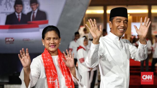 Quick Count CSIS 67,3 Persen: Jokowi 56,2 Prabowo 43,8 Persen
