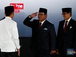 Misteri Waktu Pertemuan Antara Jokowi dan Prabowo
