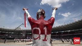 Situng KPU 90 Persen: Jokowi Unggul 15 Juta dari Prabowo
