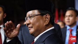 Prabowo Kembali Akui Bagian dari Satu Persen Elite yang Kaya