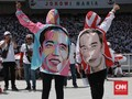 Jokowi Menang Pilpres 2019, Seleb Ucap Selamat dan Syukur