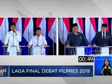 Ini Jawaban Jokowi Soal Defisit Neraca Perdagangan
