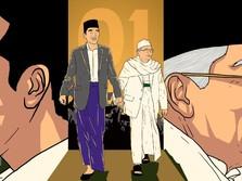 Dibantu Pengusaha, Dana Kampanye Jokowi-Ma'ruf Capai Rp 606 M