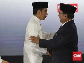 Kabar Kabur Pertemuan Prabowo-Jokowi usai Pilpres