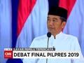 VIDEO: Visi-Misi Kemandirian Ekonomi ala Jokowi