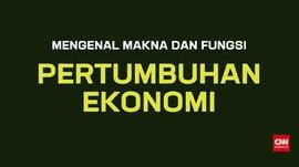 Mengenal Makna dan Fungsi Pertumbuhan Ekonomi