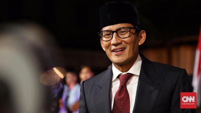 Sandi Ungkap Pertemuan Prabowo-JK, Ada Bahas Soal 22 Mei