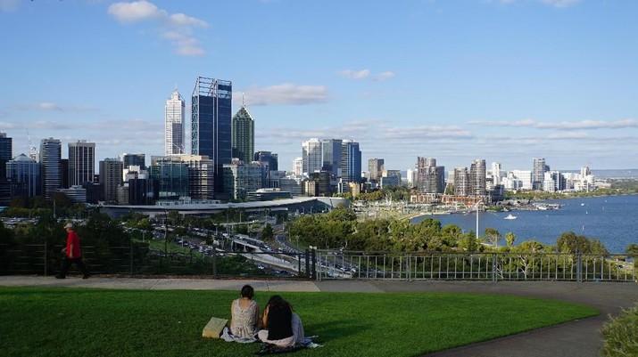 Inilah Taman Kota Terbesar Dunia, Kings Park di Perth