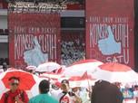 Kampanye Akbar, Massa Jokowi - Ma'ruf Amin Putihkan GBK