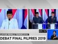 VIDEO: Prabowo-Sandi Bahas BUMN, Jokowi Akui Ada Salah Kelola