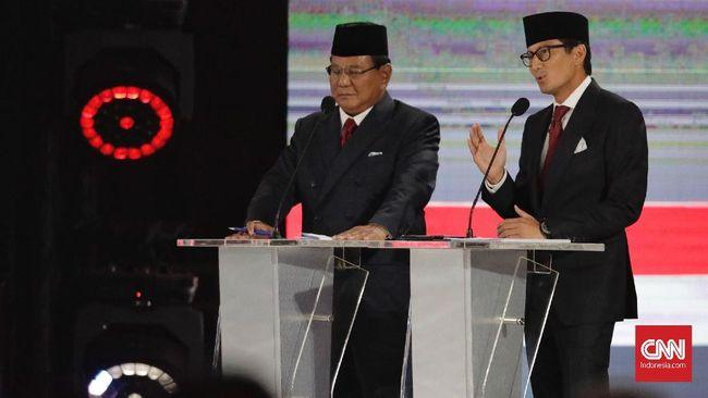 Komentar Lucu Netizen Soal TPS, 'Tusuk Prabowo Sandi'