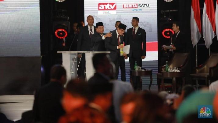 Penutup: Sandi tak Ambil Gaji, Prabowo Sindir Freeport