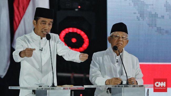Quick Count Indo Barometer 73 Persen: Jokowi 53,48 Persen