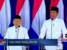 Jokowi: Infrastruktur Kami Tidak Jawa Sentris