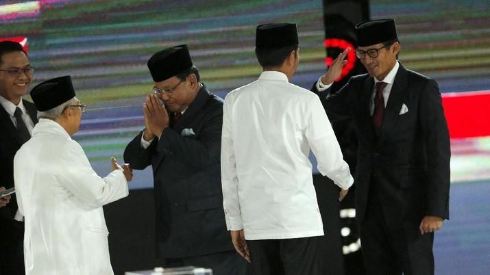 Moeldoko: Jumpa Jokowi-Prabowo tak Penting Lagi Dibicarakan