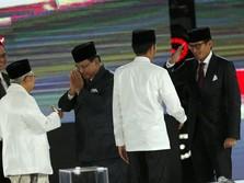 Saran JK: Pertemuan Jokowi-Prabowo Dilakukan Sekarang