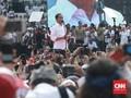 Yusuf Mansur Pimpin Selawatan di Kampanye Akbar Jokowi-Ma'ruf