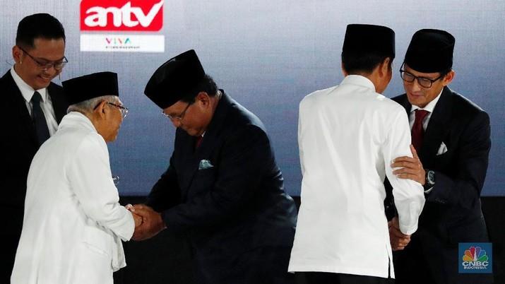 Rekapitulasi 26 Provinsi Selesai, Menang Jokowi atau Prabowo?