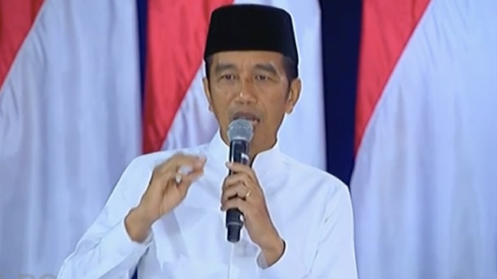 Jokowi mengatakan akan terjadi shock ekonomi jika dalam satu tahun tax ratio dinaikkan dari 10% menjadi 16%.