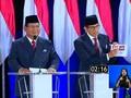 VIDEO: Jurus Gimik 'TPS' Sandiaga di Pengujung Debat