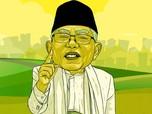 Apa Itu Dewi-Dedi yang Disebut Ma'ruf Amin?