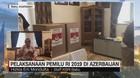 VIDEO: Pelaksanaan Pemilu RI 2019 di Azerbaijan