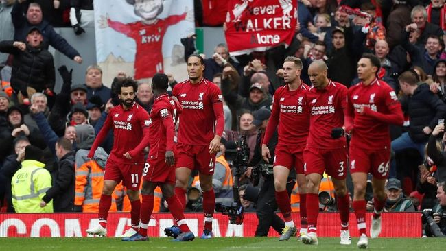 Segala Puja-puji Bisa Jadi Racun bagi Liverpool