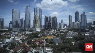 Swasta Diharapkan Biayai 45 Persen Pembangunan Ibu Kota Baru