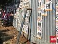 Polisi Tangkap Pria Kampanye PKS di Pasar Senen