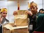 Ada Kebaya Bali & Beskap Jawa di Pemilu Korea Selatan