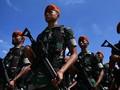 Pemilu 2019, 2.666 Pasukan Gabungan Amankan Jakarta Pusat