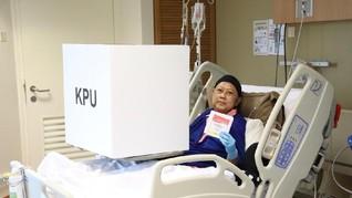Wiranto Jenguk Ani, Prabowo Batal Jumpa SBY