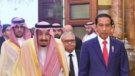 RI-Saudi Sepakat Tingkatkan Kerja Sama Energi dan Wisata