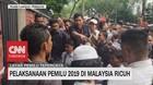 VIDEO: Pelaksanaan Pencoblosan di Malaysia Ricuh