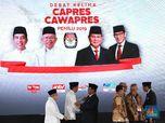 Real Count 10 Provinsi 100%, Jokowi atau Prabowo Penguasanya?