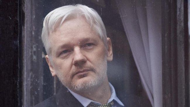 Ayah Julian Assange Minta Australia Lindungi Putranya