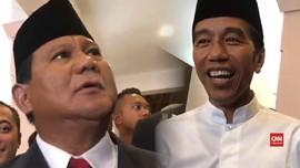 VIDEO: Cara Jokowi dan Prabowo Isi Masa Tenang Pemilu 2019