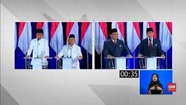 VIDEO: Sandiaga Lagi-lagi Sebut Nama Warga saat Debat