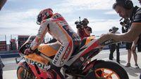 Kata Siapa Honda Bikin Motor Hanya untuk Marquez?