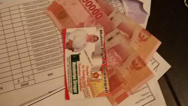 Wakil Bupati Paluta Terjaring OTT Politik Uang Caleg Gerindra